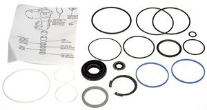 ACDelco 36-349480 Professional Steering Gear Pinion Shaft Seal Kit with Seals, Snap Rings, O-Rings, and (Pinion Shaft Gear Nut)
