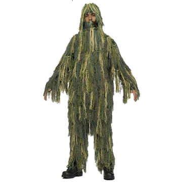 Ghillie Suit Child Costumes (Ghillie Suit Costume - Medium)