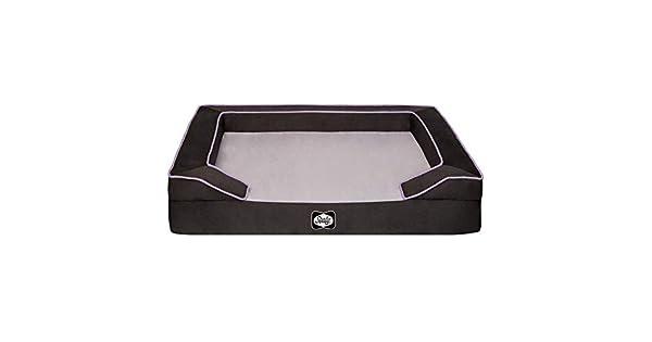Amazon.com: Sealy cama para perro Lux Lavanda | Cama para ...