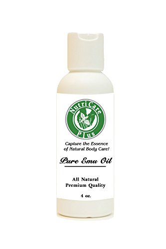 Piercing AfterCare, Body Piercing, Tattoo AfterCare, Organic Emu Oil (Our control tip allows the Pure Emu Oil to last longer, twice as long) AEA Certified (4 Ounce Bottle to Refill Droppers)