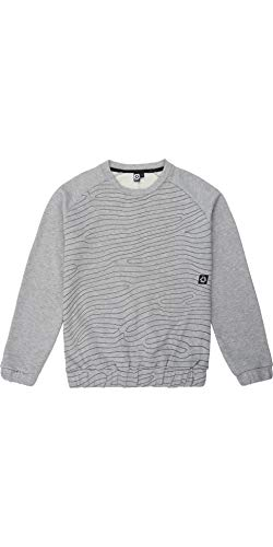Mystic Watersports - Surf Kitesurf & Windsurfing Mens Ridge Crew Neck Jumper - Neck Crew Ridge