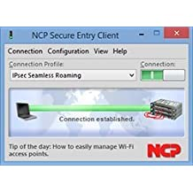 NCP Engineering Windows Entry Client Academic Edition