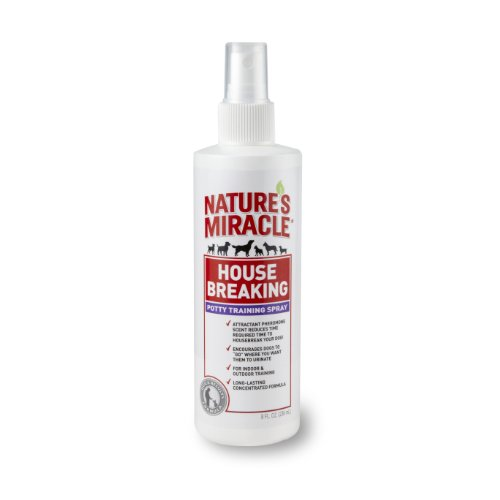 Nature's Miracle Housebreaking Potty Training Spray 8oz (P5765)