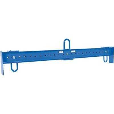 Vestil SBM-80 Adjustable Spreader Beam, 104-1/2