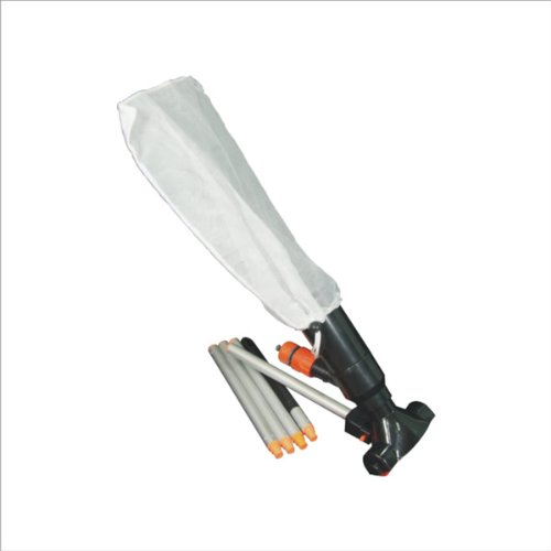 SUDS-ONLINE Swimming Pool Super Jet Vacuum With 5 Pole Sections Vac Section Hoover Clean Maintenance Cleaning Suction Spa
