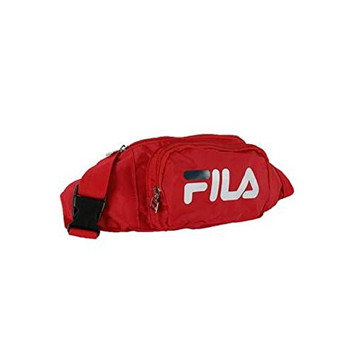 Fila Women's Fanny Pack, Chinese Red, One Size