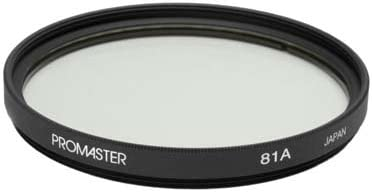 Promaster 81A Filter 55mm