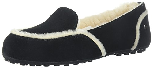 cheap sale latest UGG Women's Hailey Slipper Black outlet discounts sale countdown package cheap sale sneakernews deals FLQuyEE