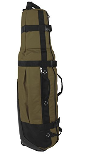Golf Bag Khaki - 7