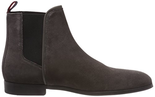 cheb Chelsea Boots scuro 021 sd Uomo grigio Boheme Grigio Hugo 6qU5U