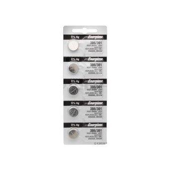 (Energizer 386/301 TS SILVER OXIDE CD/5)