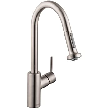 Hansgrohe Talis M Pull Down Kitchen Faucet Amazon Com