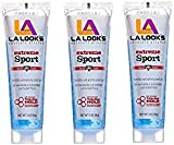 L.A. Looks Trial Size 3 Oz Tube Sport Power Gel (3 Pack)