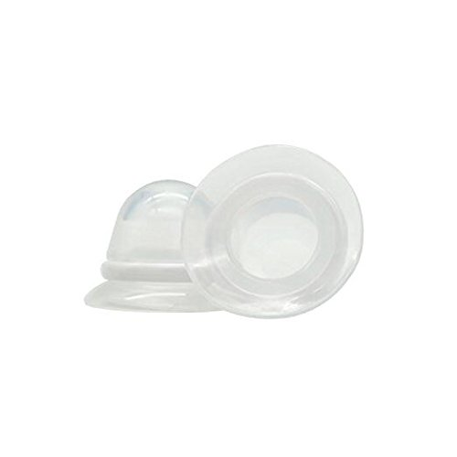 Bigger Size TONGKUN Inverted Nipple Latch On Difficulties Ultra Corrector Nipple Shield 35mm 100/% Medical Silicone Breastfeeding Assistance with Carring Case-2 Count