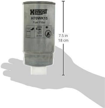 HENGST H70WK15 Kraftstofffilter