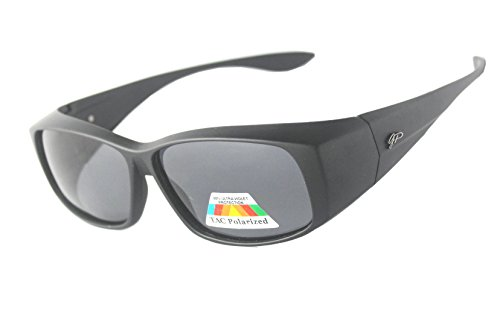 Fit Over Unisex Polarized Sunglasses to Wear Over Regular - That Sunglasses Fit