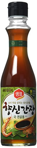 Sempio Spicy Soy Sauce for Soup and Stew, 14.1 Ounce