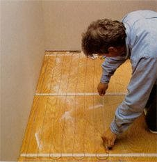 Easy Heat Floor Heat DFT1030 Warm Tiles Kit Covers 26-43 Square Feet by Easy Heat (Image #2)