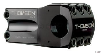 thomson-elite-bmx-222-bicycle-stem-1-1-8-x-0-degree-x-50-x-222-bmxmm-black