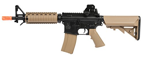 Soft Air COLT CQBR-RIS Automatic Electric Airsoft (Metal Gearbox Receiver)