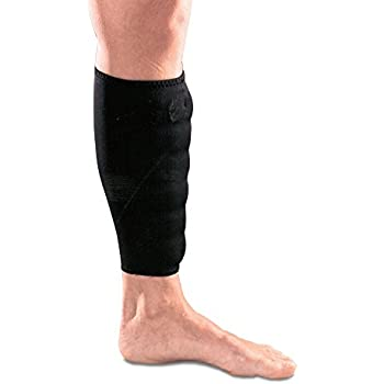 Polar Ice Shin Wrap, Cold Therapy Ice Pack, Medium (Color may vary)