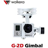 BeesClover Walkera G 2D 2 Axis Brushless Gimbal for Ilook GoPro Hero 3 Xiaomi Camera FPV
