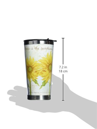 Lang Virtue Grows Traveler Mug Perfect Timing Brands Lang 2118024