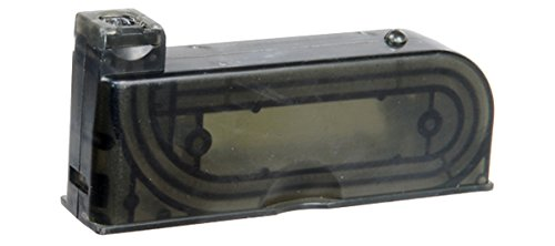 24-Round-AGM-IU-L96-Airsoft-Sniper-Rifle-Magazine-Clip-Fits-All-AGM-L96-Models