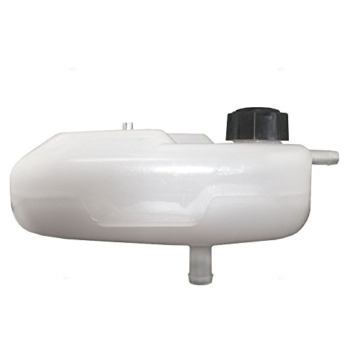 Coolant Overflow Tank Recovery Bottle Expansion Reservoir with Cap Replacement for Jeep Pickup Truck SUV (Pickup Truck Tank)
