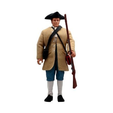 Gi Joe American Revolutionary War Minuteman / GI죠 미니트 맨