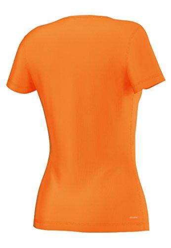 adidas Prime Femmes Sport ClimaLite Aptitude T-Shirt Orange