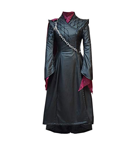Used, starfun GOT Season 8 Daenerys Targaryen Leather Dress for sale  Delivered anywhere in USA