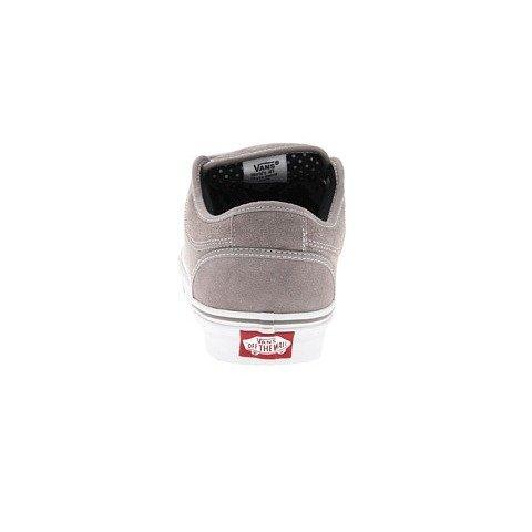 [バンズ]Vans メンズ CHUKKA LOW スニーカー GREY/GREY グレー US16(34.0cm) [並行輸入品]