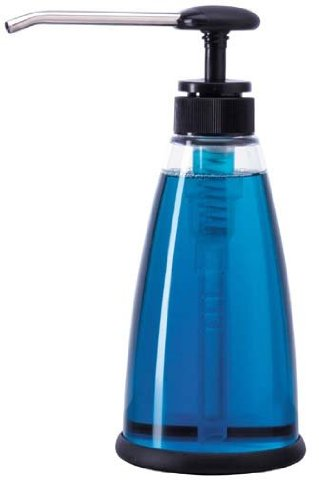 Progressive International GT-3065 Acrylic Soap Dispenser, One Size, Clear (Progressive Dispenser)