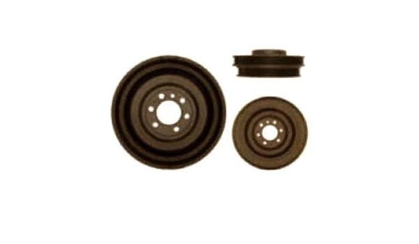 White Hose /& Stainless Black Banjos Pro Braking PBF5833-WHT-BLA Front Braided Brake Line