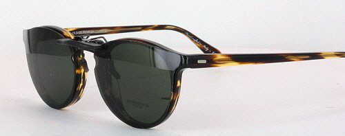 75b7010f77 OLIVER PEOPLES OV5186-45X23 POLARIZED CLIP-ON SUNGLASSES (Frame NOT  Included)  Amazon.co.uk  Health   Personal Care