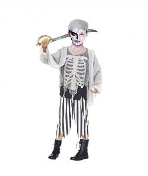 Partilandia Disfraz Fantasma Pirata para niño(10-12 años) 20131 ...