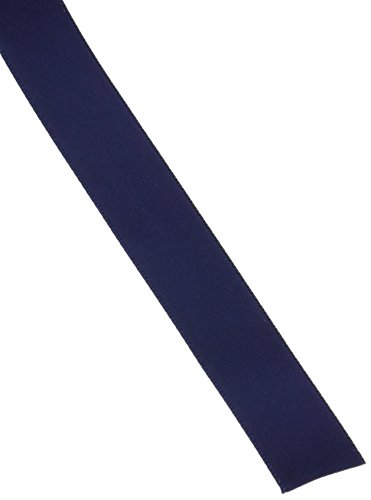 Schiff Ribbons 2244-3 20-Yard Polyester Double Face Satin Ribbon, 5/8-Inch, Navy