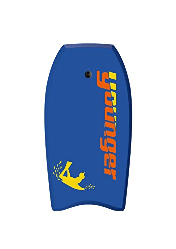 Younger 42 inch Super Bodyboard with IXPE deck, Perfect surfing, Blue