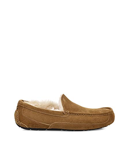 UGG Men's Ascot Slipper, Chestnut, 10 M US ()
