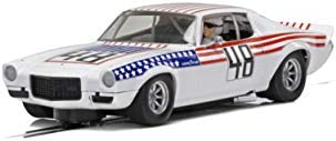 Scalextric Chevrolet Camaro Stars N Stripes 1:32 スロットレースカー C4043