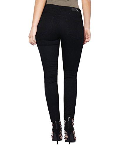 Caldi Pantaloni Donna Krisp Casual 2300 Jeans Denim Schwarz tx1XrXq