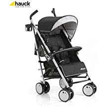 Hauck Torro Pushchair With Footmuff And Raincover - Black.