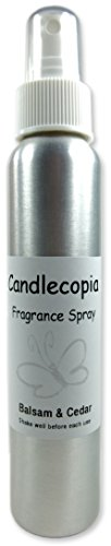 Candlecopia Balsam & Cedar Strongly Scented Premium Fragranc