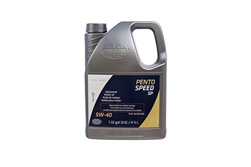 (Pentosin 8044206 Pentospeed Sp 5W-40 5L, 169.05 Fluid_Ounces)