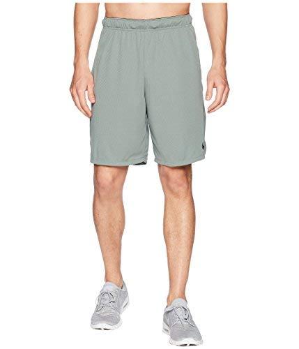 Nike Men's Dry Training Shorts (Deep Jungle/Heather/Clay Green, (Nike Green Training Shorts)