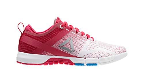 (Reebok Women's Crossfit Grace TR Training Shoes (7 M US, CFG-RUGGEDROSE/WHT/MENDOTABLUE/SILVERMET))
