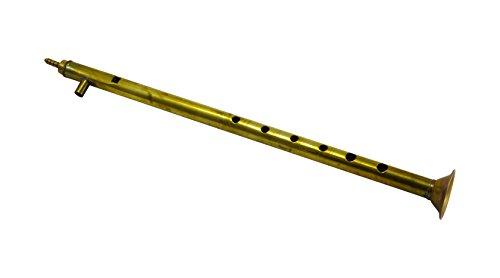 Functional Indian Bansuri Aluminium Shehnai Flute Indian Musical Instruments for Professional Only by Royalindia INC