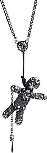 (Alchemy Gothic Voo Doo Doll Necklace)