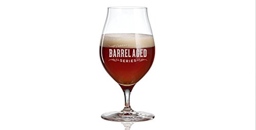 Great Divide Brewery Barrel Aged Signature Crystal Glass